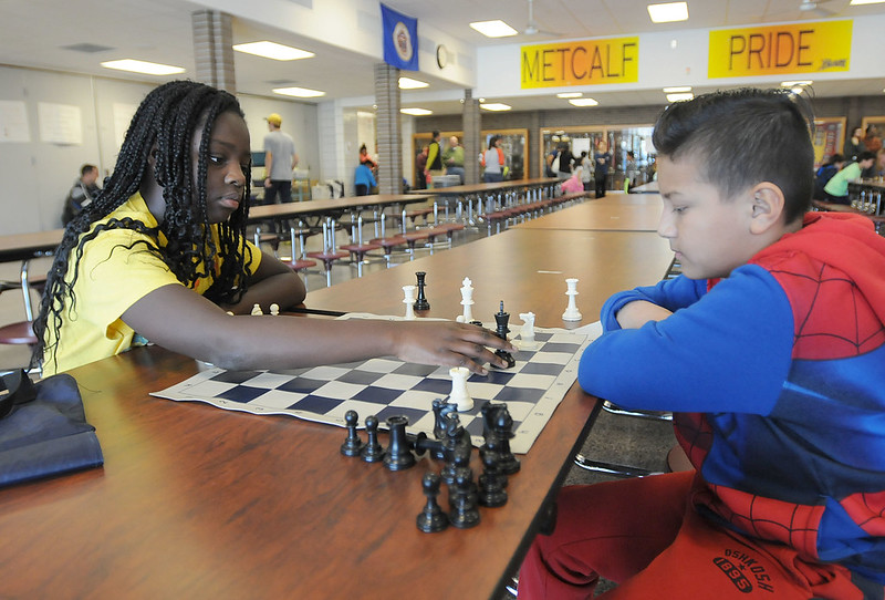 2017 District 191 Chess Tournament