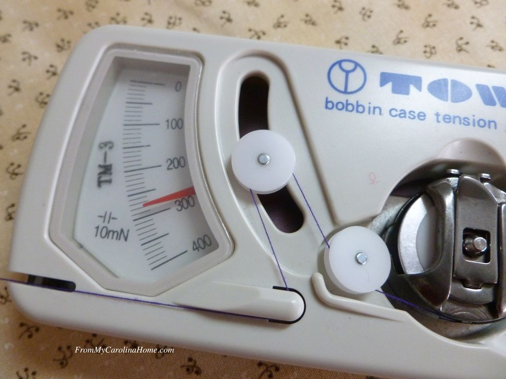 How to Use a Towa Gauge ~ From My Carolina Home