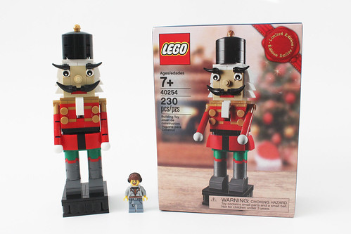 LEGO Seasonal Nutcracker (40254)