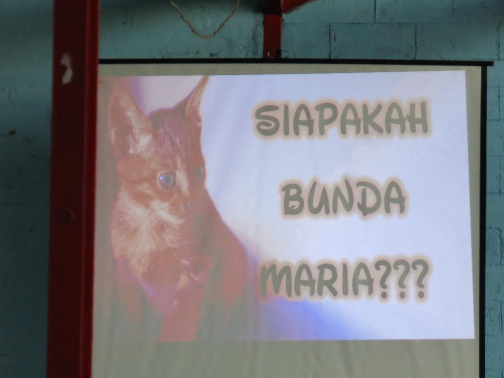 """Rekoleksi """"Maria Bunda Gereja"""""""