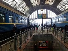 Lviv Tren Garı - İstasyon