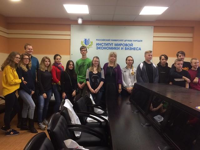 Гости из Волгограда!
