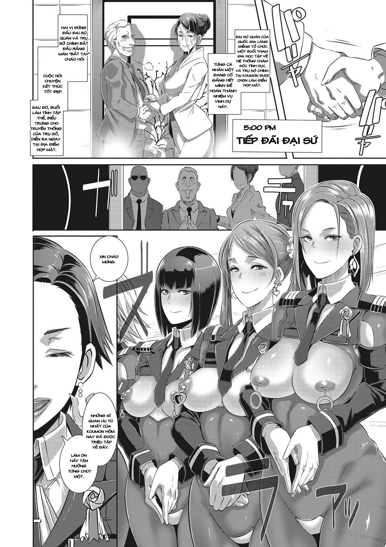 HentaiVN.net - Ảnh 18 - Cục Sĩ quan Điều tra Tình Dục S.D.P.O - Sexual Desire Processing Officers - Oneshot