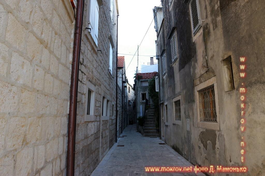 Исторический центр Хвар — остров в Адриатическом море, в южной части Хорватии
