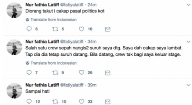 Fathia Latiff