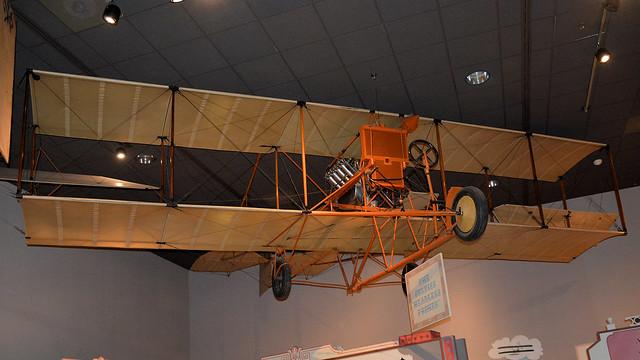 Curtiss Pusher D Replica