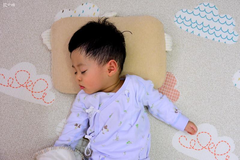 頭型枕mimos頭型枕cani嬰兒顧頭型枕頭防扁頭嬰兒枕cani枕頭cani air wave枕頭價格 (16)