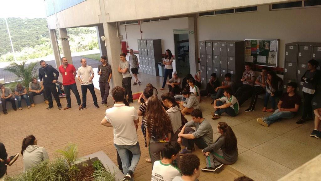 Dia Nacional de Mobilização - Quedas do Iguaçu