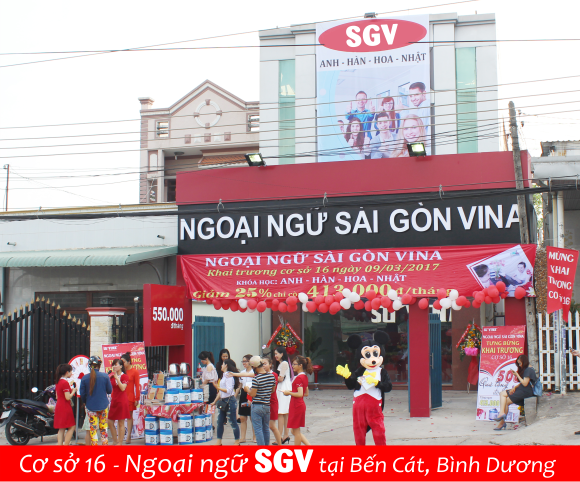 saigon vina co so ben cat, binh duong