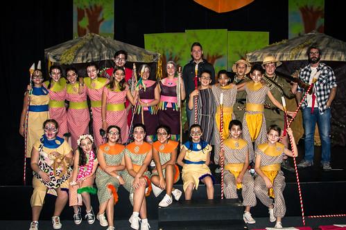 Festival de Teatro Amateur de Alegría-Dulantzi. Creanduva