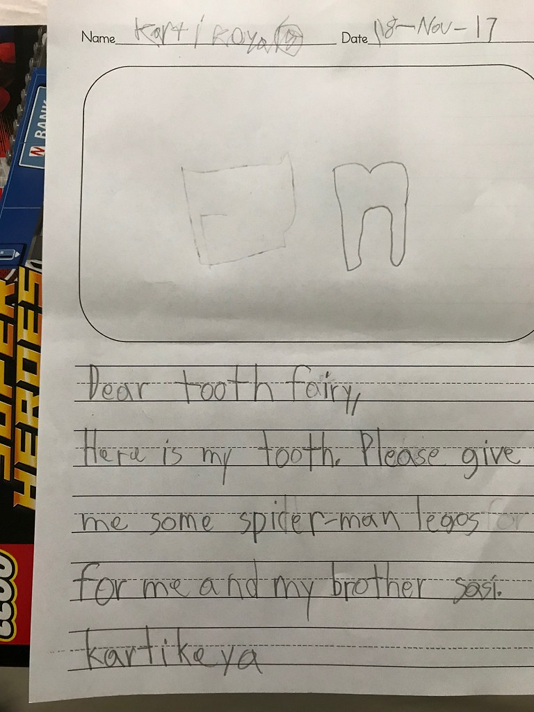 why is a Tooth-fairy so important?