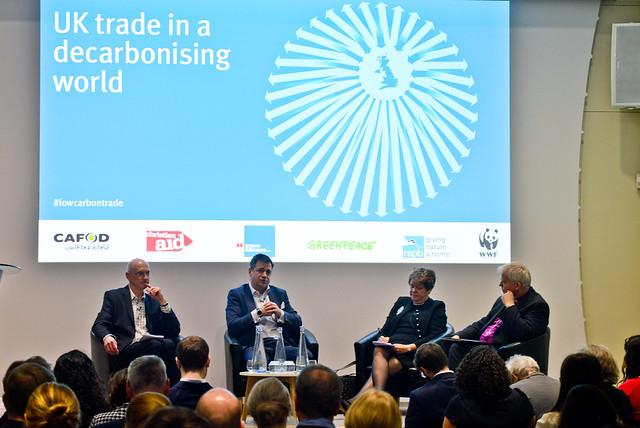 Trade in a decarbonising world: where the UK can lead