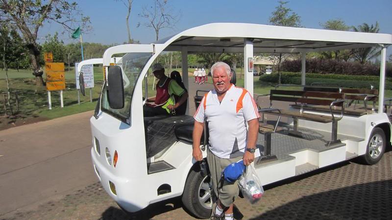 Kantary Hotel Kabinburi Golf Course