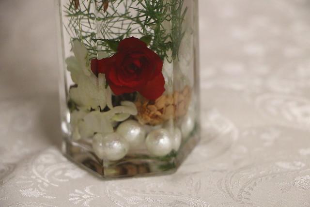 日比谷花壇 ヒーリングボトル ハーバリウム
