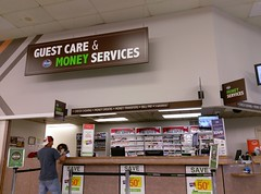 Guest care and money services