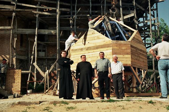 Kronika budowy świątyni