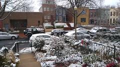 Erster Schnee der Saison/First snow of the season/Primera nieve de la temporada