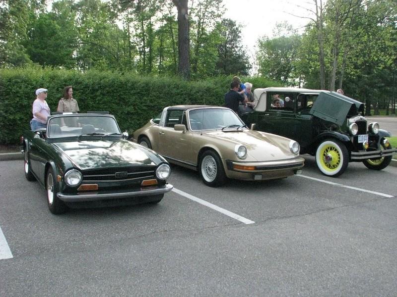 4/09 Cub Scout Car Show