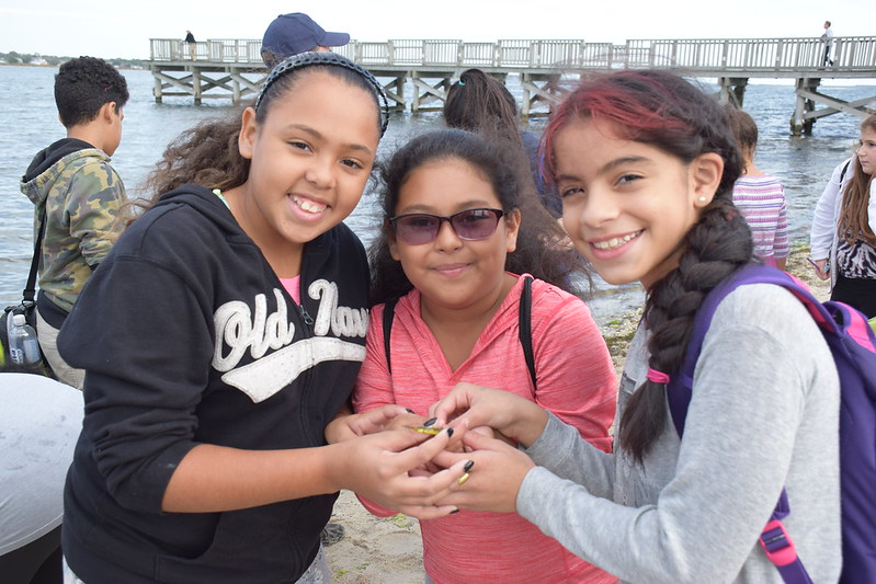 WFSD 6th Grade - Smith Point Beach trip