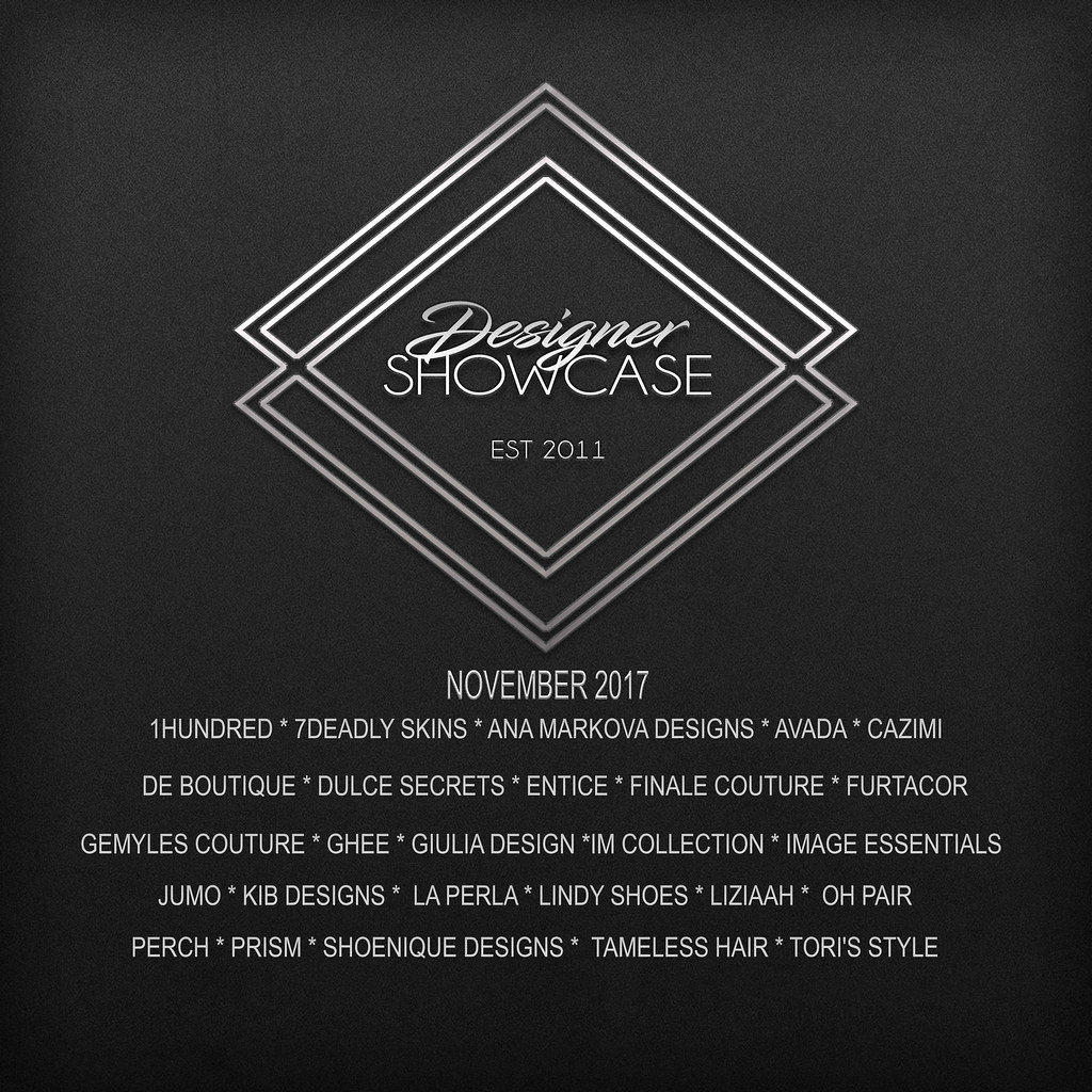 Designer Showcase-November -2017 - TeleportHub.com Live!
