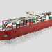 Container Ship by koskinen.jussi