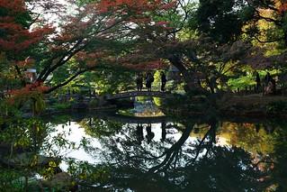 Water reflection@Bunkyouku_Tokyo_02