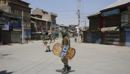 Shutdown in Pulwama against Killings