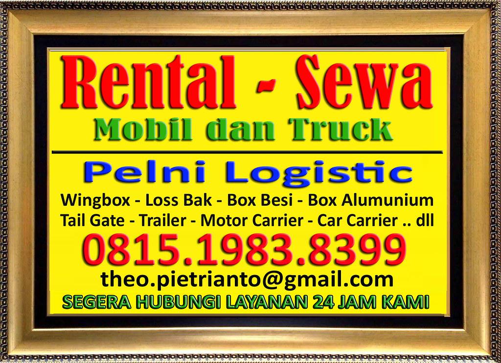Bingkai Rental Mobil Truck copy