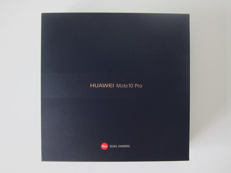 Huawei Mate 10 Pro - Box Front