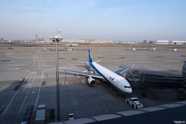 東京羽田機場