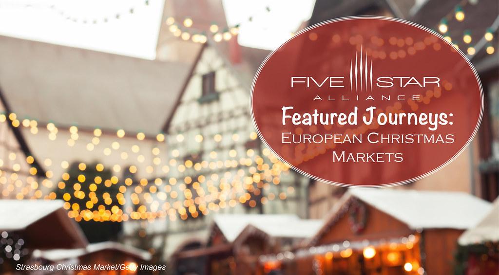 Featured Journeys: Europe Christmas Markets