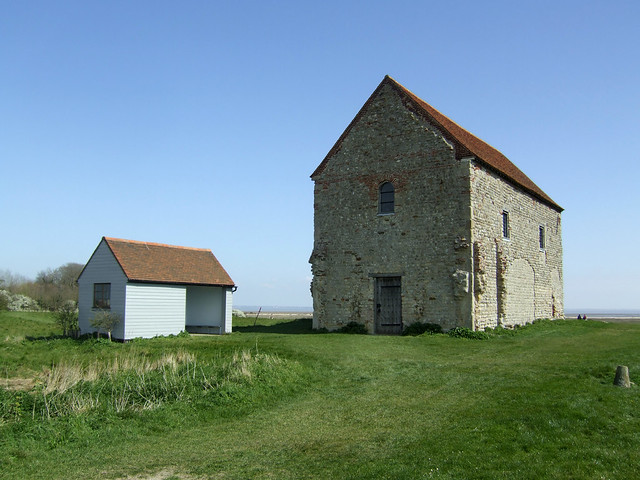 St Peter on the Wall Chapel