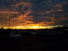 Sunset by Walmart