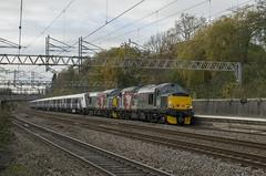 Trains at Tamworth