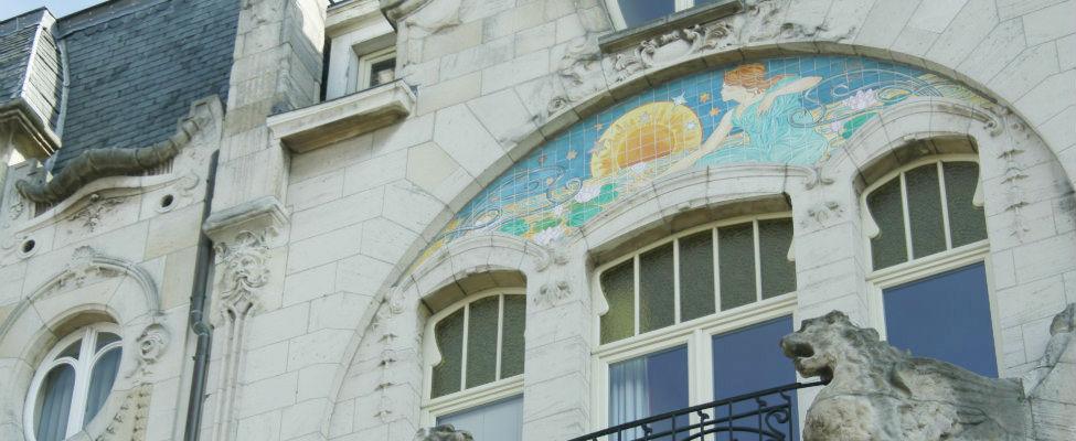 Bijzondere bezienswaardigheden in Antwerpen, Art Nouveau in Zurenborg | Mooistestedentrips.nl