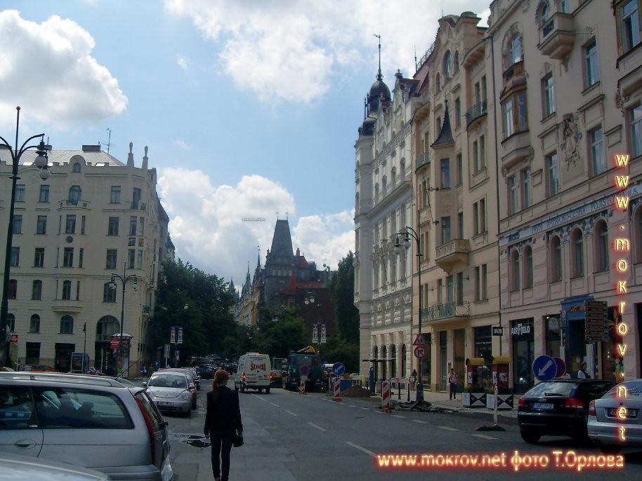 Прага — Чехия прогулки туристов