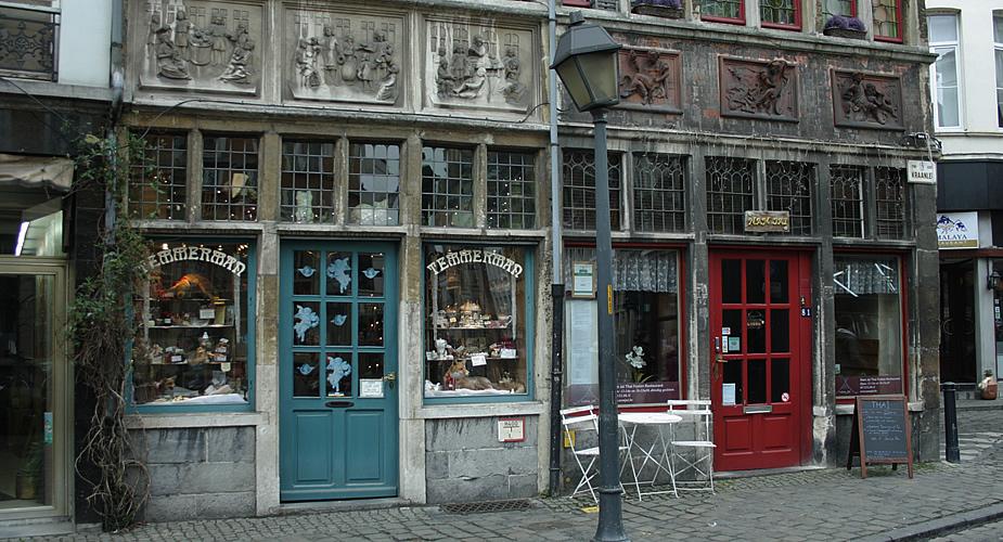 Patershol Ghent | Mooistestedentrips.nl