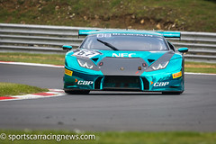 Attempto Racing Lamborghini Huracan GT3 Blancpain Sprint Series Brands Hatch 2017 Sportscar Racing News