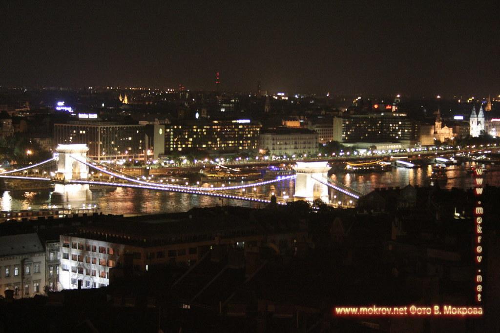 пейзажи Столица Венгрии - Будапешт