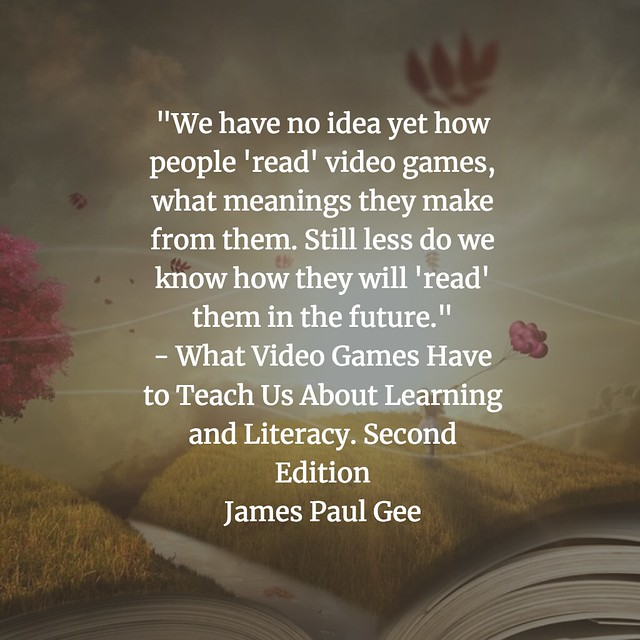 James Paul Gee Quote19