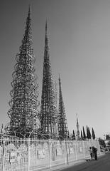 Watts Towers, Los Angeles
