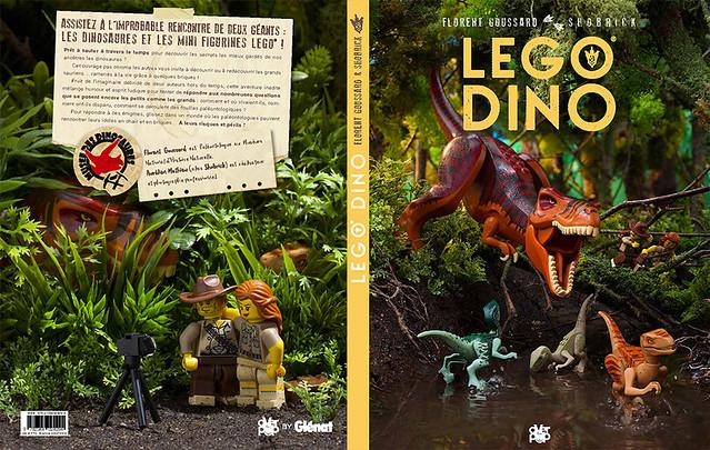 Review Livre LEGO Dino