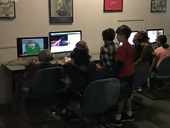 Final Day of Fall 2017 Youth Media & Tech Camp