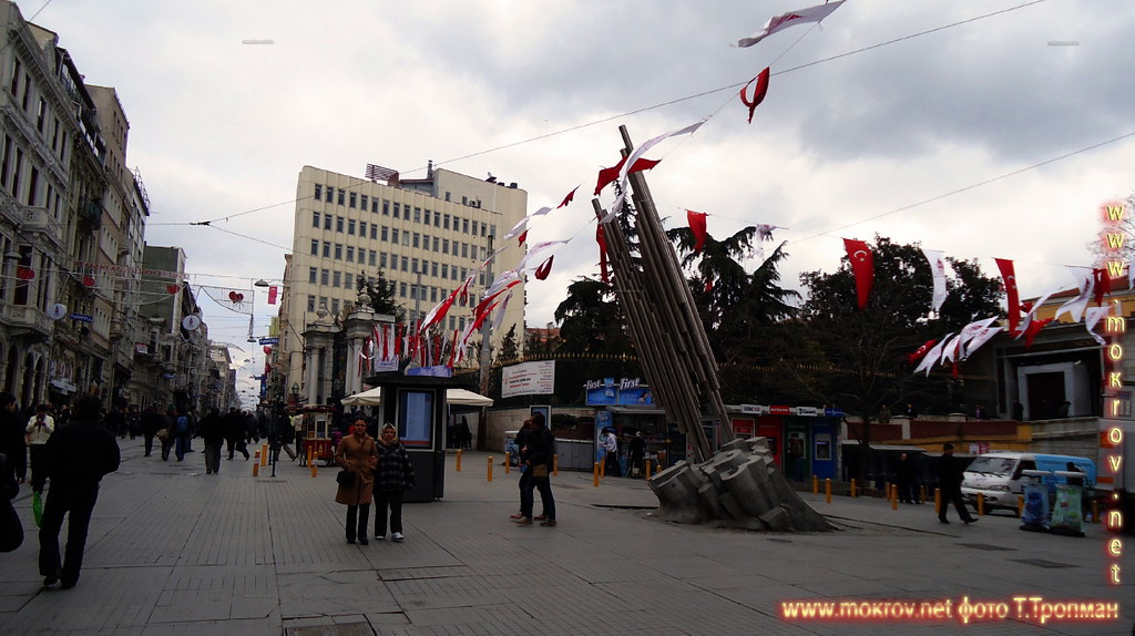 Турция — Стамбул фоторепортажи