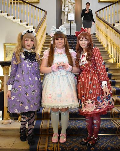 With Maki and Asuka