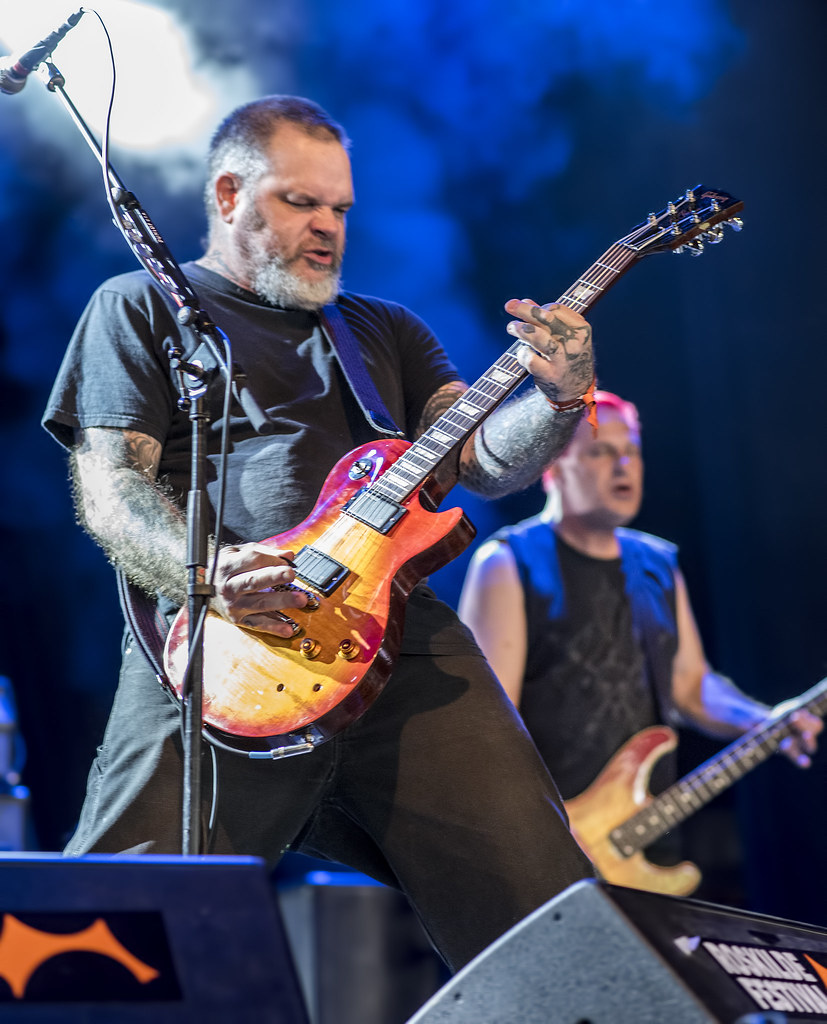 Scott Kelly of Neurosis @ 2017 Roskilde Festival
