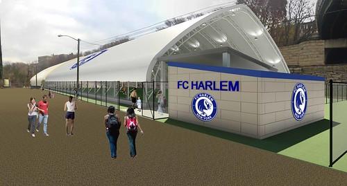 FC Harlem Soccer Field