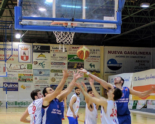 Baloncesto Ciudad de Dos Hermanas Liga Nacional Labradores