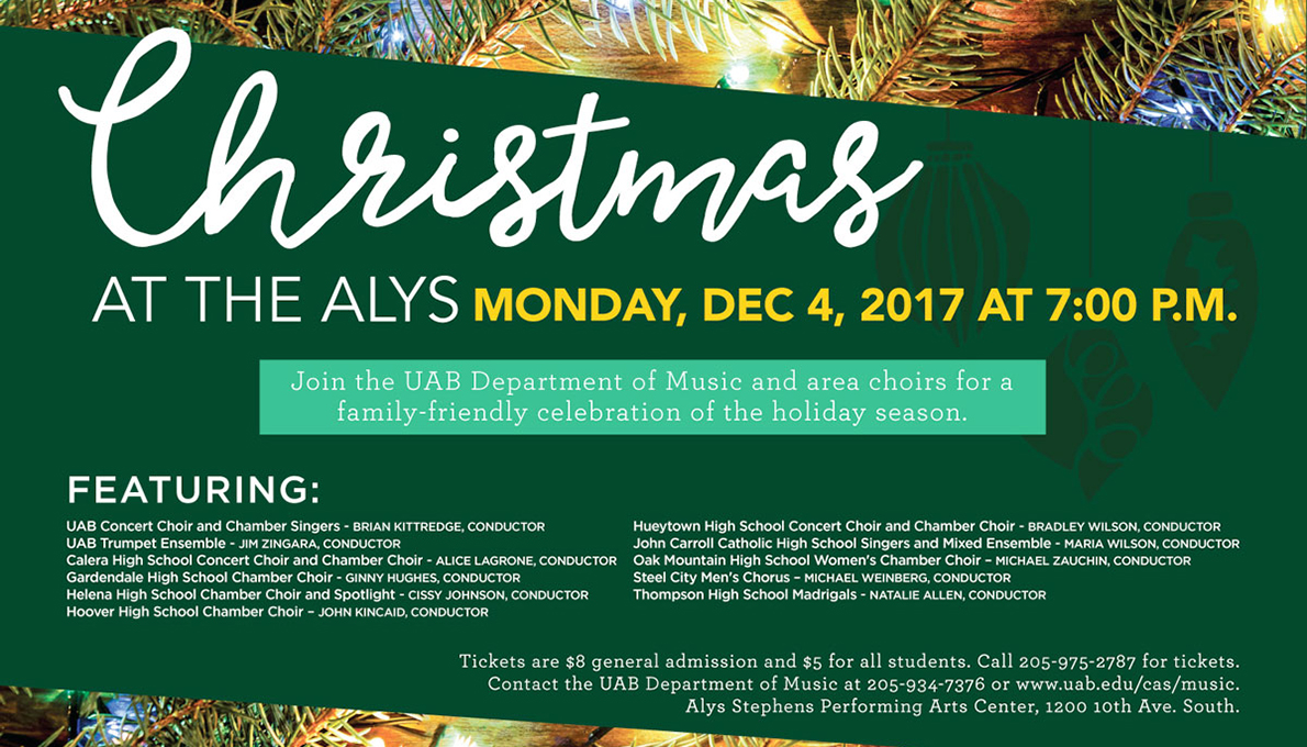 Christmas at the Alys