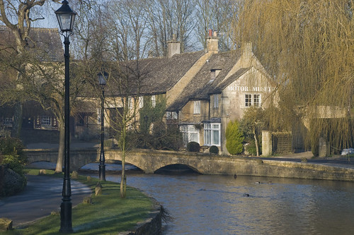 Bourton-on-the-Water bridge